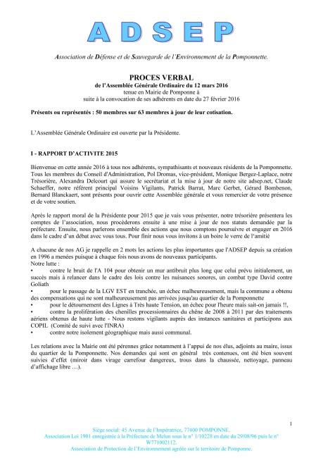 Association de Défense et de Sauvegarde de l'Environnement de